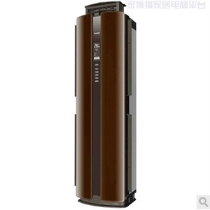 志高(CHIGO) KFR-51LW/DBP51+N2A 2匹P立柜式变频 冷暖电辅柜机空调(咖啡色